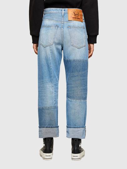 Diesel - D-Reggy 009ND, Bleu Clair - Jeans - Image 2