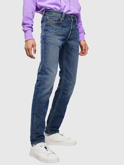 Diesel - Larkee-Beex 0096E, Bleu moyen - Jeans - Image 4