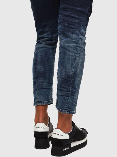 Diesel - Fayza JoggJeans 069KC, Bleu Foncé - Jeans - Image 3
