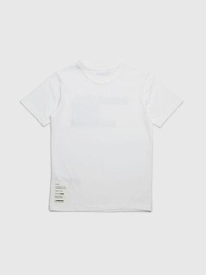 Diesel - TJUSTYP, Blanc - T-shirts et Hauts - Image 2