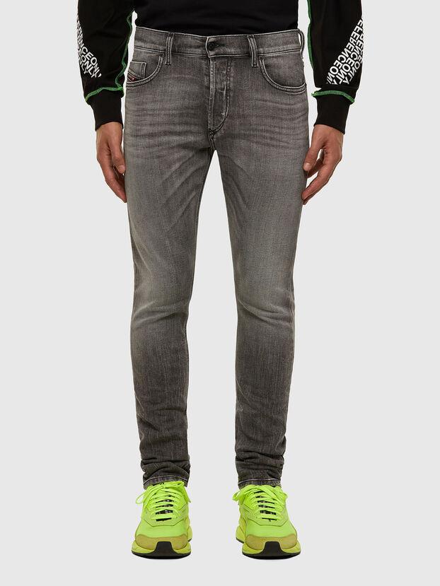 Tepphar 009FP, Gris Clair - Jeans
