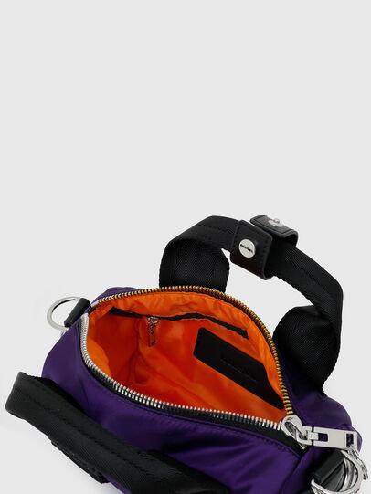 Diesel - CAYAC, Violet - Sacs en bandoulière - Image 4