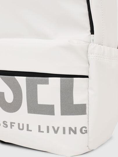 Diesel - F-BOLD BACK FL II, Blanc - Sacs à dos - Image 5