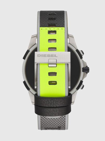 Diesel - DT2012, Gris/Noir - Smartwatches - Image 3