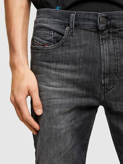 Diesel - D-Reeft JoggJeans® 009SU, Noir/Gris foncé - Jeans - Image 3