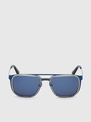 DL0294, Bleu - Lunettes de soleil