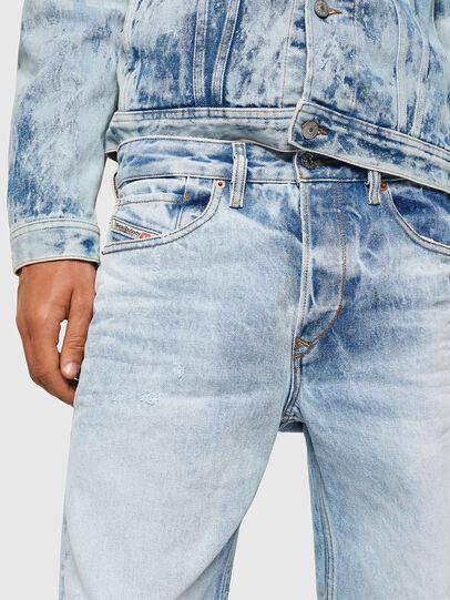 Diesel - D-Kodeck 0078C, Bleu Clair - Jeans - Image 3
