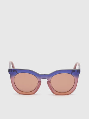 DL0283, Violet - Lunettes de soleil