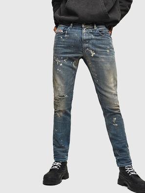 Thommer JoggJeans 0870X, Bleu moyen - Jeans