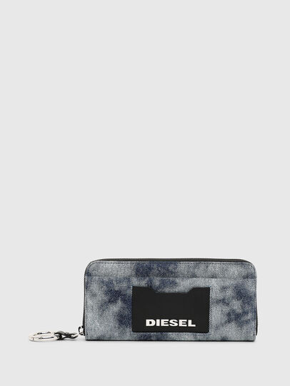 Diesel - ALLIUM, Jean Bleu - Portefeuilles Zippés - Image 1