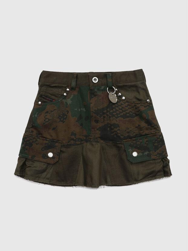 GAMATA, Vert Camouflage - Jupes