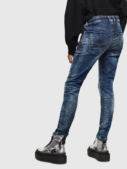 Diesel - Krailey JoggJeans 069AA, Bleu Foncé - Jeans - Image 2
