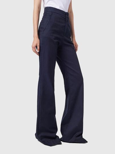 Diesel - D-Ebbey JoggJeans® 0CEAT, Bleu Foncé - Jeans - Image 6