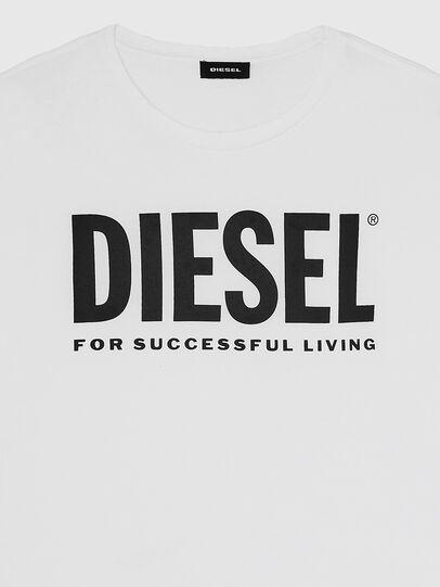 Diesel - T-DIEGO-LOGO, Blanc - T-Shirts - Image 3