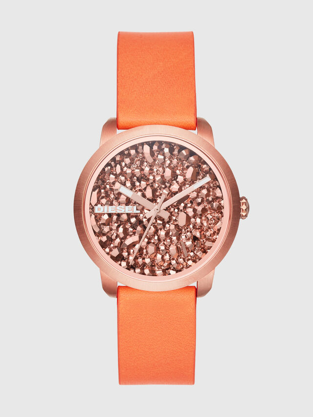 Diesel - DZ5552, Orange - Montres - Image 1