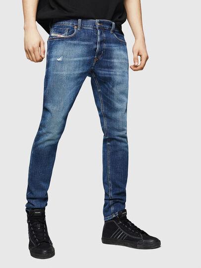 Diesel - Tepphar 0870H, Bleu moyen - Jeans - Image 1