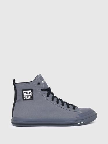 Sneakers montantes en nylon