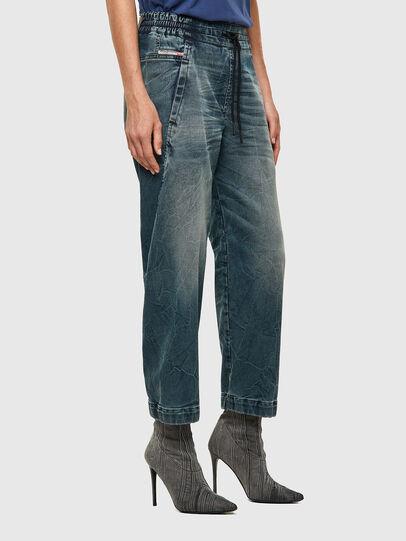 Diesel - Krailey JoggJeans® 069YG, Bleu moyen - Jeans - Image 3