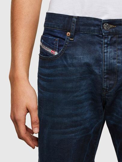 Diesel - D-Strukt JoggJeans® 069TY, Bleu Foncé - Jeans - Image 3