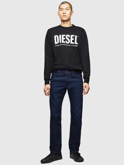 Diesel - Waykee 0860Z, Bleu Foncé - Jeans - Image 5