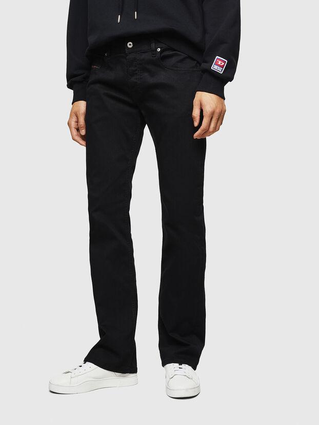 Zatiny 0688H, Noir/Gris foncé - Jeans