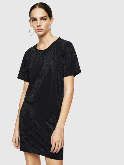 Diesel - D-ARY, Noir - Robes - Image 1