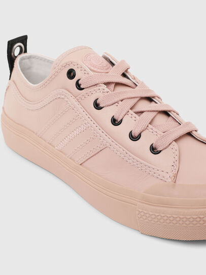 Diesel - S-ASTICO LOW LACE W, Rose - Baskets - Image 4