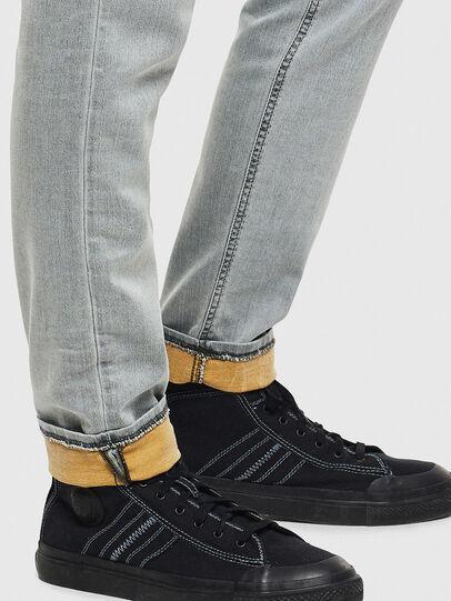 Diesel - Krooley JoggJeans 069MH, Bleu Clair - Jeans - Image 6