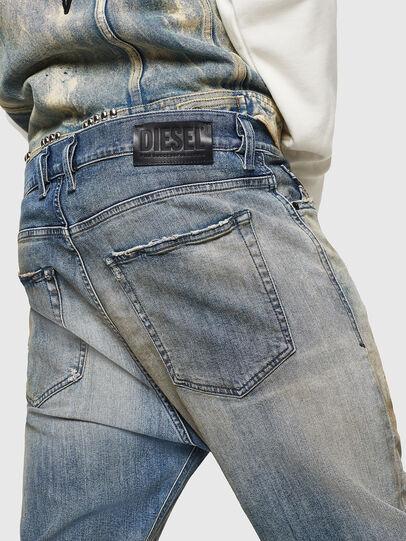 Diesel - D-Vider 084AQ, Bleu Clair - Jeans - Image 5