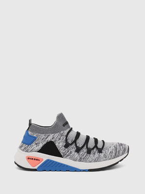 S-KB ATHL LACE, Gris/Bleu - Baskets