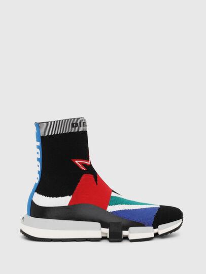 Diesel - H-PADOLA HIGH SOCK, Multicolore - Sneaker - Image 1