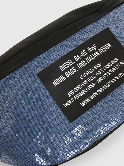 Diesel - D-THISBAG BELT, Bleu/Noir - Sacs ceinture - Image 4