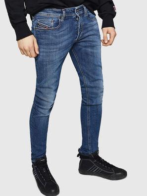 Sleenker 069FZ, Bleu moyen - Jeans