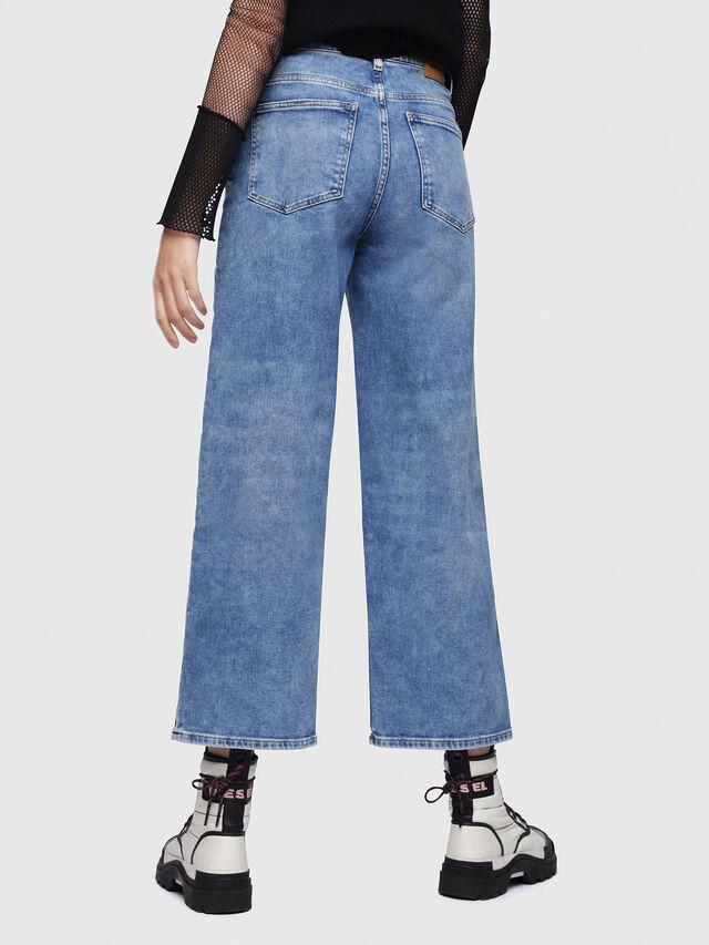 Diesel - Widee 087AR, Bleu Clair - Jeans - Image 2