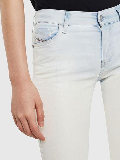 Diesel - Slandy 009AV, Bleu Clair - Jeans - Image 3