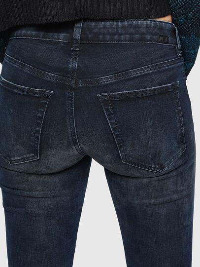 Diesel - Slandy 0091X, Bleu Foncé - Jeans - Image 5