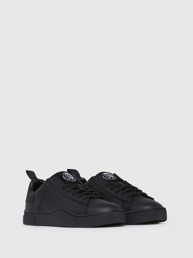 Diesel - S-CLEVER LOW W, Noir - Baskets - Image 2