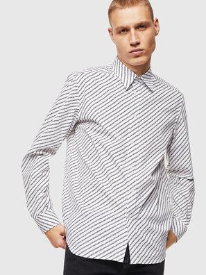 S-PENN-COPY, Blanc - Chemises