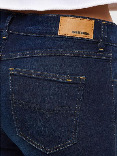 Diesel - Sandy 0095Y, Bleu Foncé - Jeans - Image 4