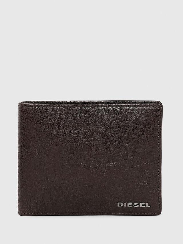 Diesel - HIRESH, Marron - Petits Portefeuilles - Image 1