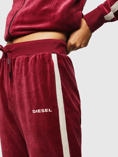 Diesel - UFLB-PANSHIN, Bordeaux - Pantalons - Image 3