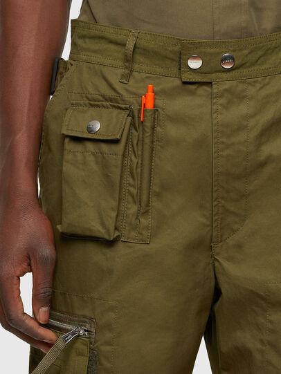 Diesel - P-CYAN, Vert Militaire - Pantalons - Image 3