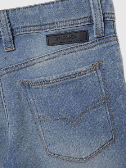 Diesel - SLEENKER-J JOGGJEANS-N, Bleu - Jeans - Image 4