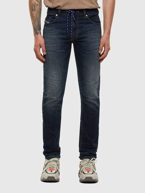 Thommer JoggJeans 069NE, Bleu Foncé - Jeans
