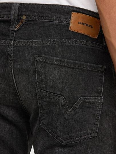 Diesel - Larkee 087AM, Noir/Gris foncé - Jeans - Image 4