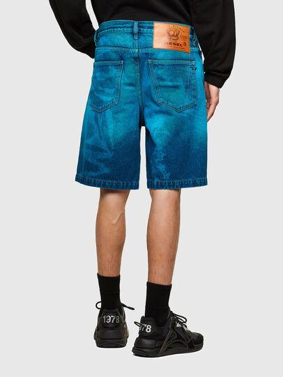 Diesel - D-MACS-SHORT-SP, Bleu - Shorts - Image 2