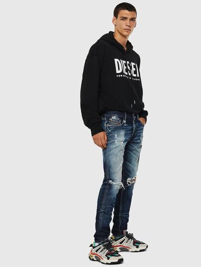Diesel - D-Strukt 084AD, Bleu moyen - Jeans - Image 6