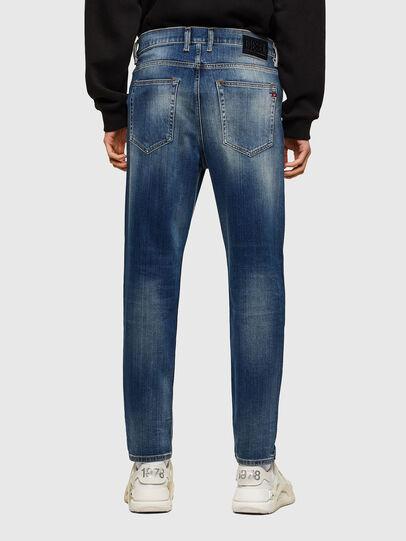 Diesel - D-Vider 009RS, Bleu Foncé - Jeans - Image 2