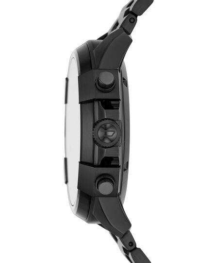 Diesel - DT2007, Noir - Smartwatches - Image 4