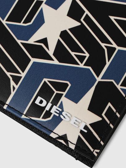 Diesel - HIRESH S, Noir/Bleu - Petits Portefeuilles - Image 4